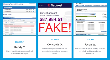 Cryptocurrency auto-trading program a scam
